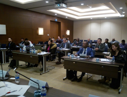 OOCUR Chairman attends ERRA High Level Meeting and Training in Istanbul, Turkey